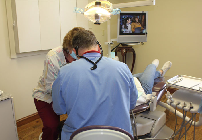 Dental Treatment Operatory